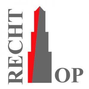 Logo Rechtop Belangenbehartiging Dak- en Thuislozen